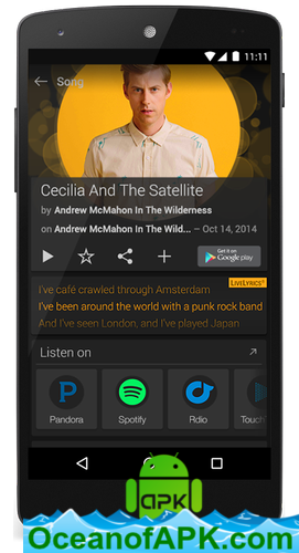 SoundHound ∞ - Music Discovery & Hands-Free Player v8 9 10 [Paid