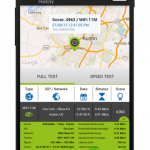 Speed test 3G, 4G LTE, WiFi & network coverage map v2.4.7 [Premium] APK Free Download