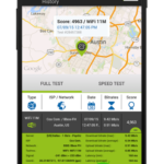 Speed test 3G, 4G LTE, WiFi & network coverage map v2.4.8 [Premium] APK Free Download