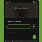 StatusNote 2 – Notes in Notifications v2.0.3 APK Free Download
