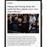 The Washington Post Classic v4.19.5 [Subscribed] APK Free Download