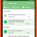 Voice notes – quick recording of ideas v9.7.7 [Mod Ad Free] APK Free Download