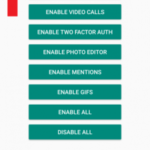 WA Tweaker for Whatsapp v1.3.7 APK Free Download