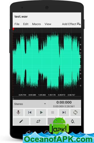 WaveEditor for Android™ Audio Recorder & Editor v1 73 [Pro] APK Free