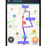Waze – GPS, Maps,Traffic Alerts & Live Navigation v4.51.1.2 [Final] APK Free Download