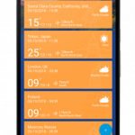 Weather Forecast Pro: Timeline, Radar, MoonView v2.5 [Paid] APK Free Download