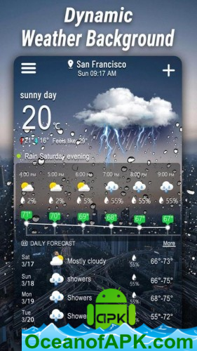 Weather Forecast by Vegoo v1 7 0 [Premium] APK Free Download