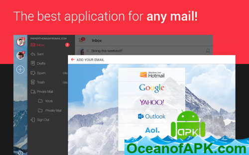 myMail – Email for Hotmail, Gmail and Outlook Mail v9 5 0