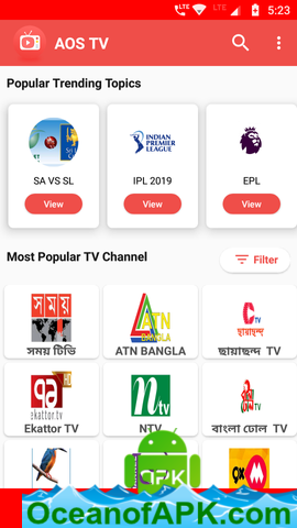 AOS TV v15 1 5 [AdFree] APK Free Download