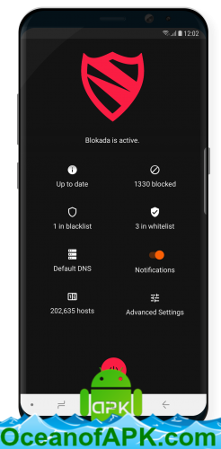 Blokada v4 0 062401 [No Root - AD Blocker for Android] APK Free Download