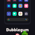 Bubblegum Icon Pack v1.0 [Patched] APK Free Download