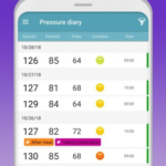 Cardio journal – Blood pressure diary v3.0.2 [Pro] APK Free Download