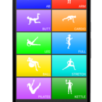 Daily Workouts v6.01 [Paid] APK Free Download