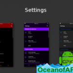 Dark Infusion Substratum Theme for N, O and Pie v20.2 [Patched] APK Free Download