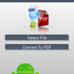 Doc to PDF Converter Pro v10.0 APK Free Download