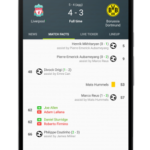 FotMob Pro – Live Soccer Scores v102.0.6763.20190624 [Paid] APK Free Download