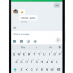 Gboard - the Google Keyboard v8 2 12 248540747 [Beta] APK