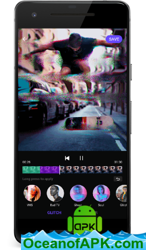 Glitch Video Effect - Video Editor & Video Effects v1 2 1 2