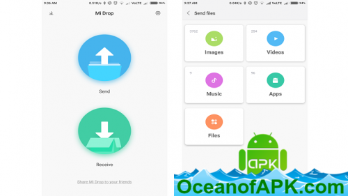 Mi Drop - File Transfer & Share Tool v1 27 2 APK Free Download