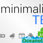 Minimalistic Text: Widgets v4.8.17 [Pro] APK Free Download