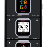 My WatchFace for Amazfit Bip v3.1.3 [Paid] APK Free Download