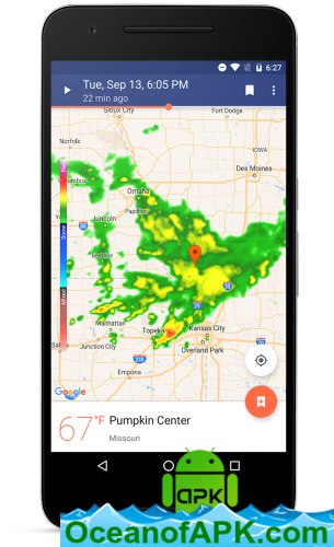 NOAA Weather Radar & Alerts v1 25 [Unlocked] APK Free Download