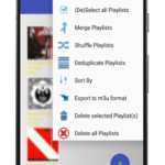 New Playlist Manager v2.61 [Paid] APK Free Download