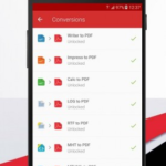 PDF Converter Ultimate v3.0.22 [Unlocked] APK Free Download