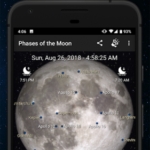 Phases of the Moon Pro v6.0.10 [Paid] APK Free Download