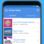 Simple Radio – Free Live FM AM v2.7.5 [Unlocked] APK Free Download