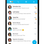 Skype Lite – Free Video Call & Chat v1.80.76.2 APK Free Download