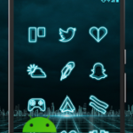 The Grid – Icon Pack (Pro Version) v3.0.9 APK Free Download