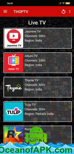 ThopTV v3 0 [Mod] APK Free Download