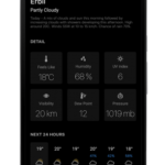 Today Weather – Forecast, Radar & Alert v1.4.0-7.190619 [Premium] APK Free Download
