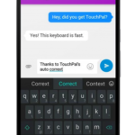 TouchPal Emoji Keyboard v7.0.6.2 [Premium] APK Free Download