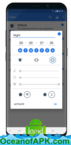Vibro  Profile Scheduler v2 6 0 [Patched] APK Free Download