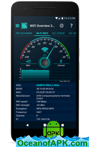 Wifi Overview 360 Pro V4 51 26 Paid Apk Free Download