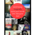 Word Swag – Cool fonts, quotes v2.2.7.1 [Patched] APK Free Download