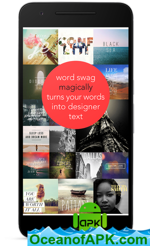 Word Swag - Cool fonts, quotes v2 2 7 1 [Patched] APK Free