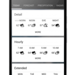 1Weather: Widget Forecast Radar v4.4.0.0 [Pro] APK Free Download