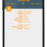 Ampere v3.20 [Final] [Pro] APK Free Download