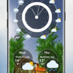 Animated 3D Weather v4.6.0 [Pro] APK Free Download
