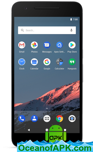Apex Launcher - Customize, Secure, and Efficient v4 6 7 [Pro