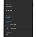 AtomicClock — NTP Time (with widget) v1.6.6 [Pro][SAP] APK Free Download