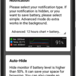 Battery Monitor Mini Pro v1.0.116 (Paid/Patched) APK Free Download