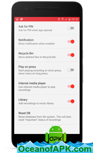 Call Recorder - ACR v32 6 [unChained] [Pro] APK Free Download