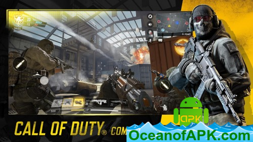Call of Duty: Mobile v1 0 3 APK Free Download