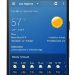 Digital clock & weather v5.21.01 [Premium] APK Free Download