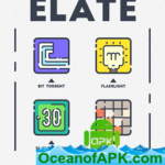ELATE – ICON PACK v1.6 [Patched] APK Free Download