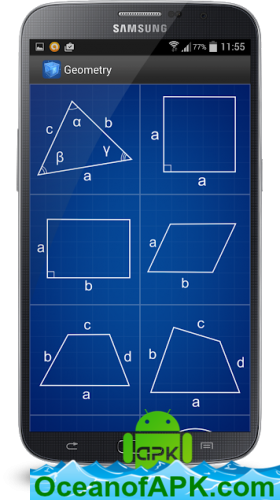 Geometry Calculator v2 8 [Paid] APK Free Download